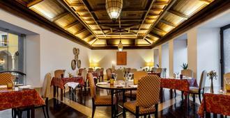 Pousada Convento Tavira - Tavira - Restaurant