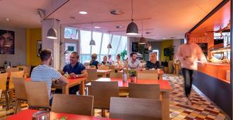 Stayokay Hostel Rotterdam - Roterdão - Restaurante