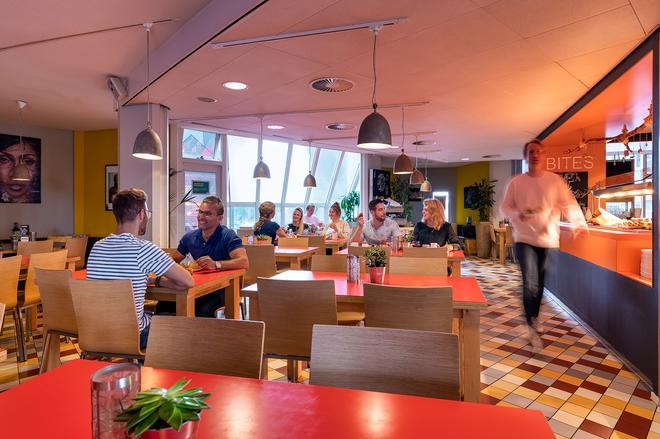 Stayokay Rotterdam - Rotterdam - Ravintola