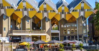 Stayokay Hostel Rotterdam - רוטרדם - נוף חיצוני