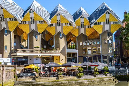 Stayokay Rotterdam - Rotterdam - Näkymät ulkona