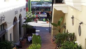 Balboa Inn - Newport Beach - Gebäude