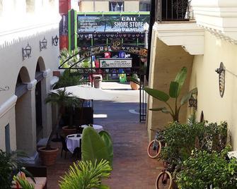Balboa Inn, On the Beach - Newport Beach - Gebouw
