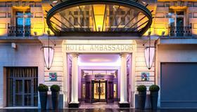 Paris Marriott Opera Ambassador Hotel - Париж - Здание