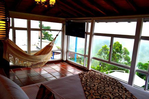 Hotel El Mirador del Cocora - Salento - Bedroom