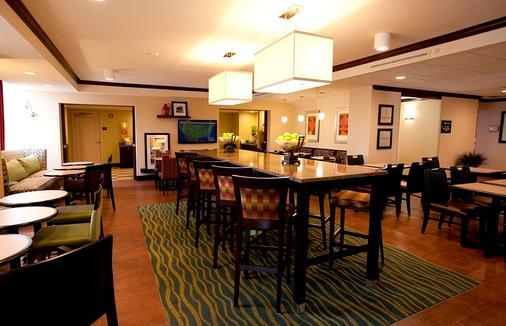 Hampton Inn Asheville-Tunnel Road - Asheville - Restaurant