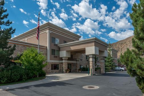 Wood River Inn & Suites - Hailey - Building