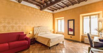 Condominio Monti Boutique Hotel - Rome - Bedroom