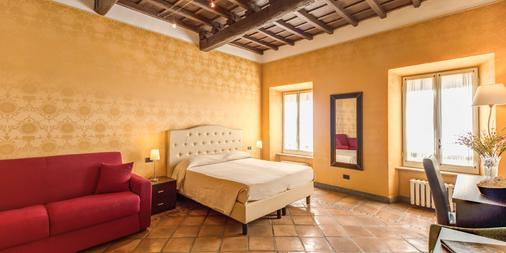 Condominio Monti - Rome - Bedroom