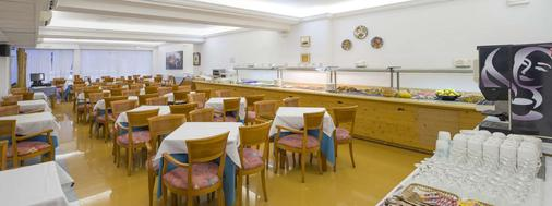 Hotel Central Playa - Ibiza-stad - Buffet