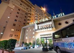 Astoria Palace Hotel - Palermo - Bygning