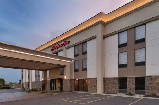 Hampton Inn Cincinnati/Kings Island - Mason - Rakennus