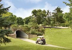 Hampton Inn Cincinnati/Kings Island - Mason - Campo de Golf