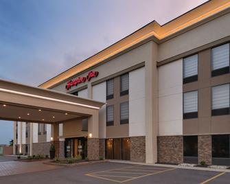 Hampton Inn Cincinnati/Kings Island - Mason - Rakennus