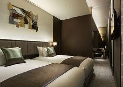 Hotel The Celestine Ginza - Tokyo - Bedroom