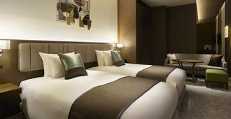 Hotel The Celestine Ginza - Tokio - Makuuhuone