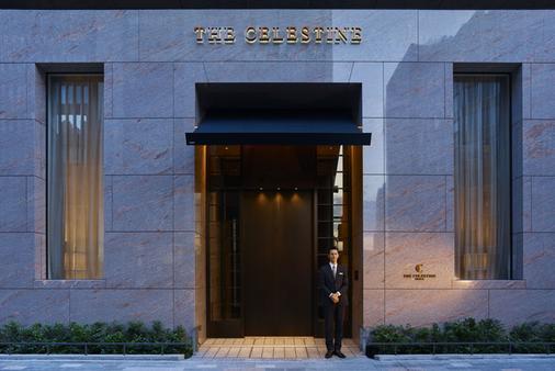 Hotel The Celestine Ginza - Tokyo - Building