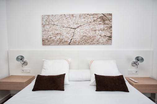 老伊維薩太陽公寓酒店 - 桑特霍塞普德薩塔萊阿 - 伊維薩鎮 - 臥室