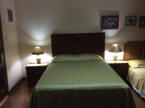 Hostal Casa Los Espinoza - Managua - Bedroom
