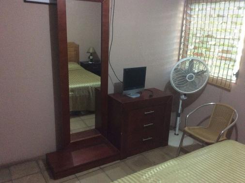 Hostal Casa Los Espinoza - Managua - Tiện nghi trong phòng