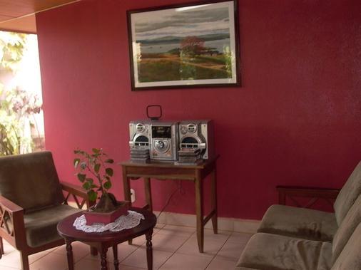 Hostal Casa Los Espinoza - Managua - Patio
