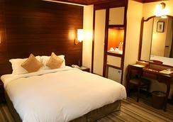 Silken Hotel - Taipei - Makuuhuone