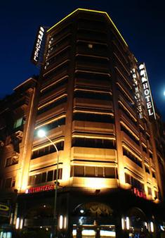Silken Hotel - Taipei - Rakennus