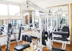 Zain International Hotel - Dubai - Gym