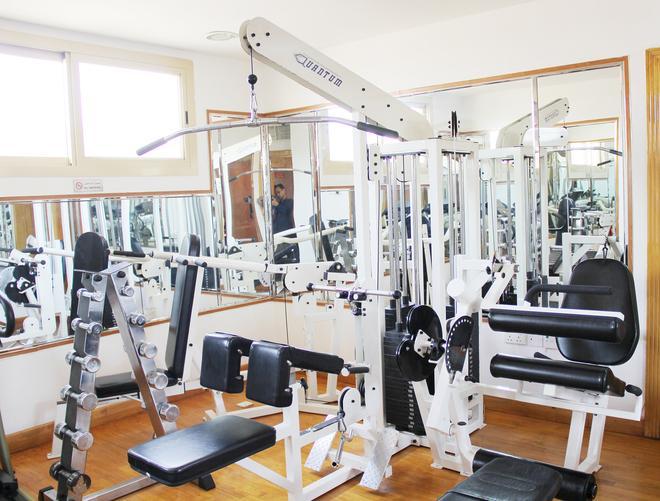 Zain International Hotel - Dubai - Gym