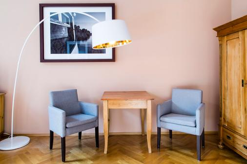 Hotel Residenz Begaswinkel - Berliini - Olohuone