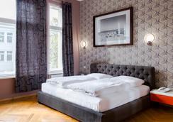 Hotel Residenz Begaswinkel - Berlin - Phòng ngủ