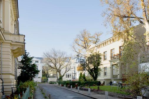 Hotel Residenz Begaswinkel - Berliini - Näkymät ulkona
