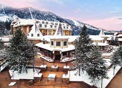 Lake Tahoe Resort Hotel - South Lake Tahoe - Building