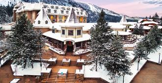 Lake Tahoe Resort Hotel - South Lake Tahoe - Rakennus