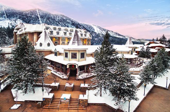 Lake Tahoe Resort Hotel - South Lake Tahoe - Toà nhà