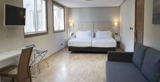 Hotel Sercotel Tres Luces - ויגו - חדר שינה