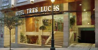 Hotel Sercotel Tres Luces - ויגו