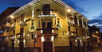 Hotel Boutique Los Balcones - Cuenca
