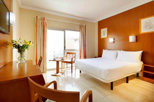 阿麗斯奧堪特拉斯酒店 - 大加那利島拉斯帕爾瑪斯 - 大加那利島拉斯帕爾馬斯 - 臥室