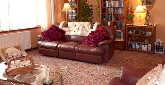 Hawthorn Cottage - Oban - Sala de estar