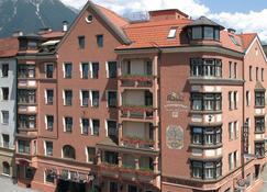 Leipziger Hof Innsbruck - Innsbruck - Bangunan