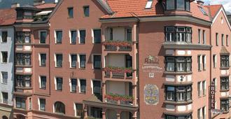 Leipziger Hof Innsbruck - Insbruque - Edifício