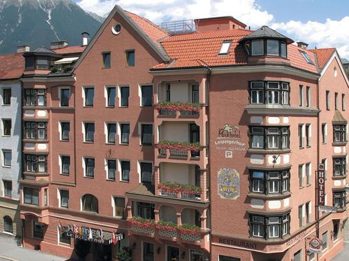 Leipziger Hof Innsbruck - Ίνσμπρουκ - Κτίριο