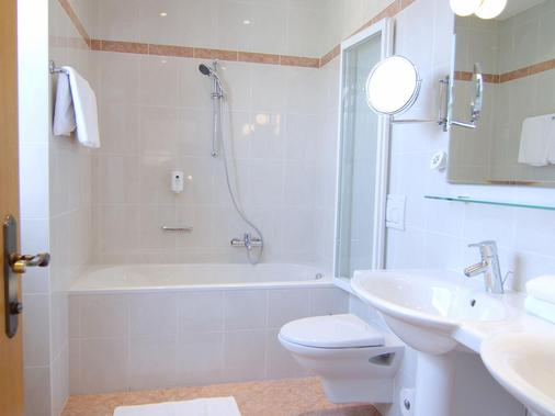Leipziger Hof Innsbruck - Innsbruck - Bathroom