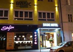 Basic Hotel Innsbruck - Ίνσμπρουκ - Κτίριο