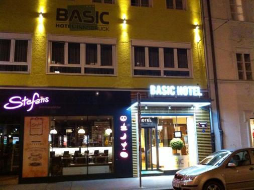Basic Hotel Innsbruck - Innsbruck - Edificio