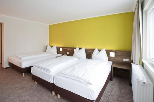 Basic Hotel Innsbruck - Ίνσμπρουκ - Κρεβατοκάμαρα