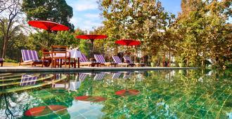 Villa Inle Boutique Resort - ניונג שווה - בריכה