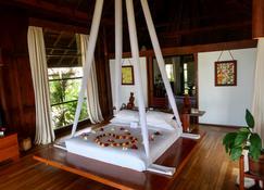 Villa Inle Boutique Resort - Nyaungshwe - Makuuhuone
