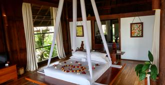 Villa Inle Boutique Resort - Nyaungshwe - Κρεβατοκάμαρα